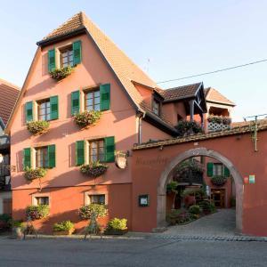 Location gîte, chambres d'hotes Hôtel Winzenberg dans le département Bas Rhin 67