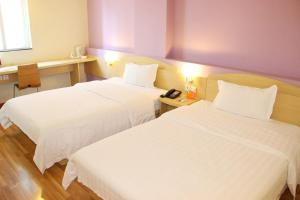 7Days Inn Wuhan Wuhan Square New World Department Store, Hotels  Wuhan - big - 6