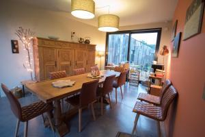 Maison d'Hôtes Cerf'titude, Bed & Breakfast  Mormont - big - 72