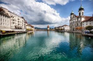 Boutique Hotel Weisses Kreuz - Adult only Hotel, 6004 Luzern