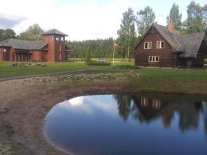 Recreation Center Brūveri, Комплексы для отдыха с коттеджами/бунгало  Сигулда - big - 115