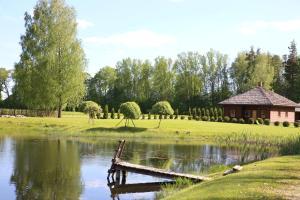 Recreation Center Brūveri, Комплексы для отдыха с коттеджами/бунгало  Сигулда - big - 114