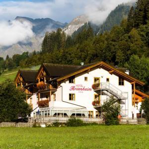 Hotel Rosenheim - Racines