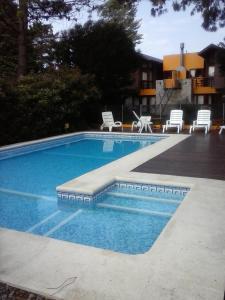 Cabañas Entreverdes, Turistaházak  Villa Gesell - big - 43