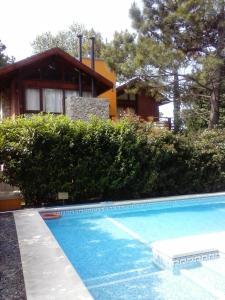 Cabañas Entreverdes, Turistaházak  Villa Gesell - big - 44
