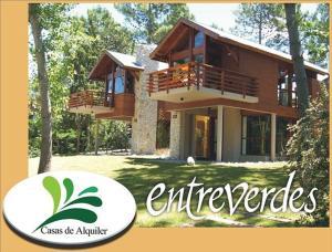 Cabañas Entreverdes, Turistaházak  Villa Gesell - big - 51