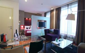 Mamaison All-Suites Spa Hotel Pokrovka, Hotely  Moskva - big - 102