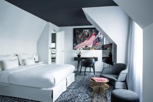 Location gîte, chambres d'hotes Le Général Hôtel dans le département Paris 75
