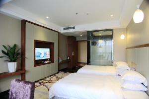 Guang Ke Hotel, Отели  Чунцин - big - 18