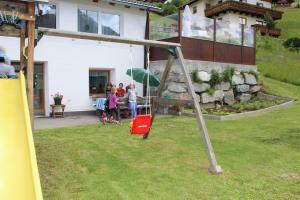 Apartmán Ferienwohnung Niedrist Matrei in Osttirol Rakousko