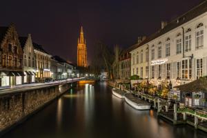 Hotel De Orangerie - Small Luxury Hotels of the World - Bruges