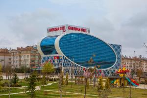 Отель Gherdan Gold, Конья