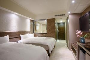 Shui Sha Lian Hotel, Szállodák  Jücsi - big - 41