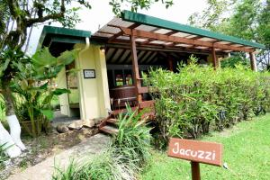 Bungalow with Patio Tenorio Lodge