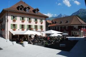 Hotel de Ville - Château d'Oex