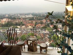 Penthouse Galare Thong Tower, Apartmány  Chiang Mai - big - 32