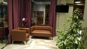 Senator Hotel, Отели  Тирана - big - 28