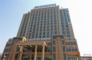 GreenTree Inn ShangHai JiaDing the South of F1 Circuit FangTai Hardware Market Express Hotel