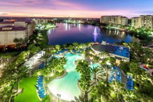 Wyndham Grand Orlando Resort Bonnet Creek (10 of 186)