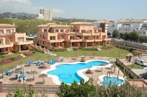 Marbella Beach Resort at Club Playa Real, Apartmanok  Marbella - big - 79