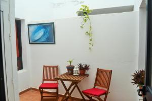 Casa Innès, Punta de Mujeres - Lanzarote