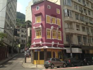 Maison De La Plage Copacabana, Vendégházak  Rio de Janeiro - big - 66