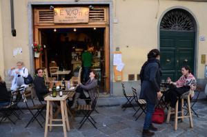 B&B Firenze Lorenzo&Lorenzo, Bed and Breakfasts  Florencie - big - 62