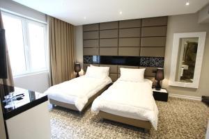 Senator Hotel, Отели  Тирана - big - 24