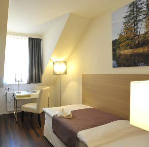 Ringhotel Goldener Knopf, Hotely  Bad Säckingen - big - 18