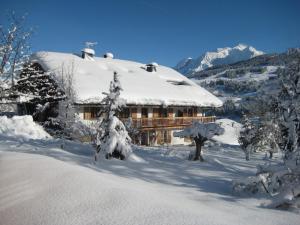 Chalet de famille à Megève-Vauvray - Appartements tout confort, vue Mont Blanc - Hotel - Demi-Quartier