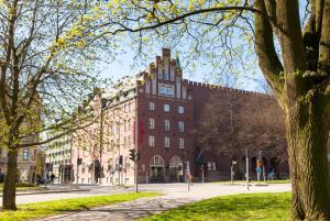 Scandic Frimurarehotellet, Szállodák  Linköping - big - 1