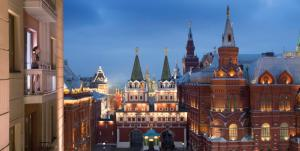 Отель Four Seasons Hotel Moscow, Москва