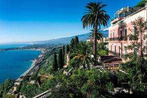 Hotel Villa Schuler, Hotels  Taormina - big - 1