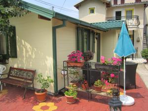 Pension/Appartement Lale, Apartmanok  Pestani - big - 20