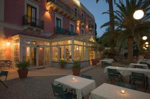 Hotel Villa Schuler, Hotels  Taormina - big - 155