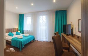 Hotel w Dobieszkowie