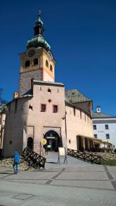 Urpín City Residence, Hotels  Banská Bystrica - big - 13