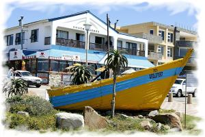 Supertubes Guesthouse, Penziony  Jeffreys Bay - big - 61