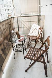 Apartment Solnechnyj gorod, Appartamenti  Adler - big - 5