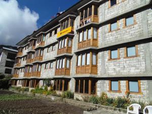 Hotel Namche, Отели  Nāmche Bāzār - big - 74