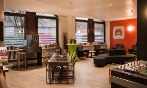 Generation Europe Youth Hostel
