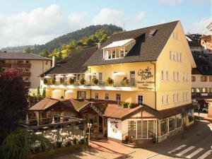 Hotel Garni Café Räpple - Bad Peterstal