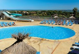 Location gîte, chambres d'hotes Domaine Résidentiel de Plein Air Odalys La Pinède dans le département Hérault 34