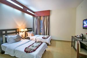 FARS Hotel & Resorts, Szállodák  Dakka - big - 61
