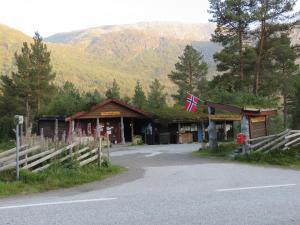 Accommodation in Viksdalen