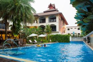 Phoom Thai Garden Hotel - Ban Pha Khao