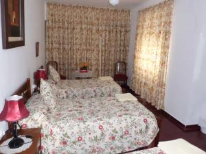 Triple Room with Shared Bathroom Pension Agustina