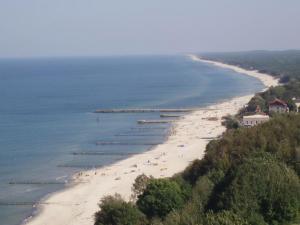 Maritim - 50 metrów plaża