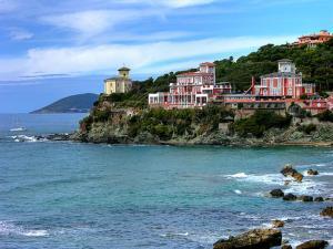 Hotel Baia Del Sorriso - Castiglioncello