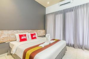 ZEN Rooms Ubud Dewi Sita, Гостевые дома  Убуд - big - 19